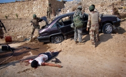 One of four al-Qaida insurgents killed