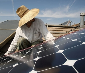 Why the Tea Party is fighting for solar power.
