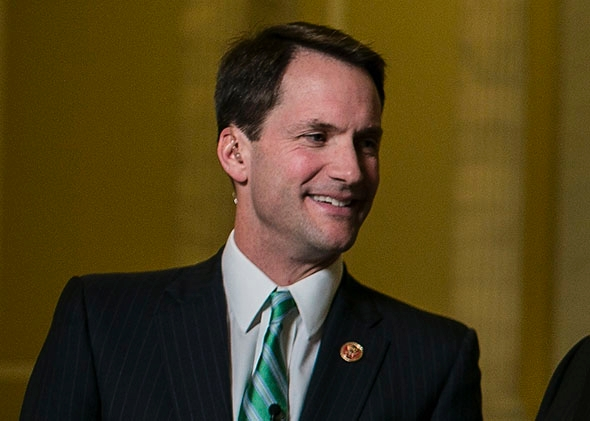 Democrat Representative Jim Himes.