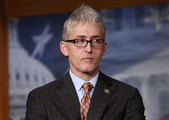 Trey Gowdy leads the Benghazi Select Committee: The South ...