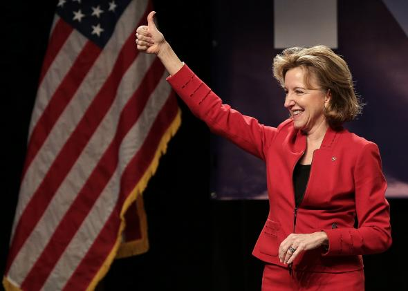 457852704-sen-kay-hagan-greets-supporters-at-a-vote-early-rally