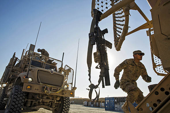 U S Troops Have Stolen Tens Of Millions In Iraq And