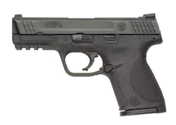 .45-caliber Smith & Wesson M&P pistol
