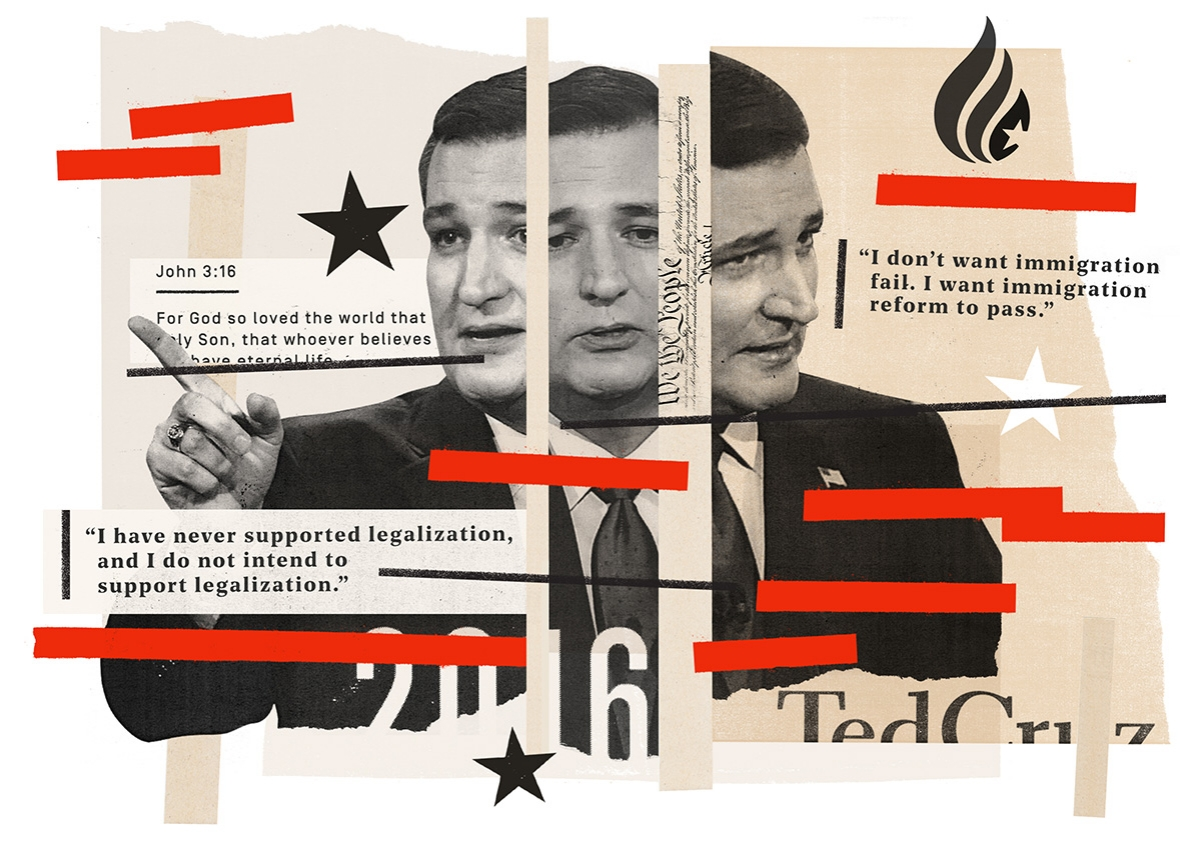 Ted Cruz may be the most gifted liar ever to run for president