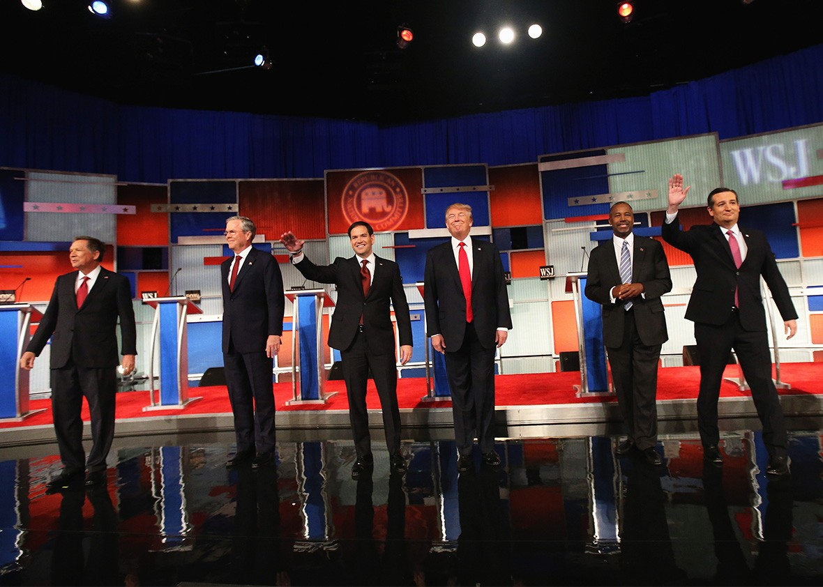 New Hampshire Republican Debate >> The GOP is a failed state. Donald Trump is its warlord.