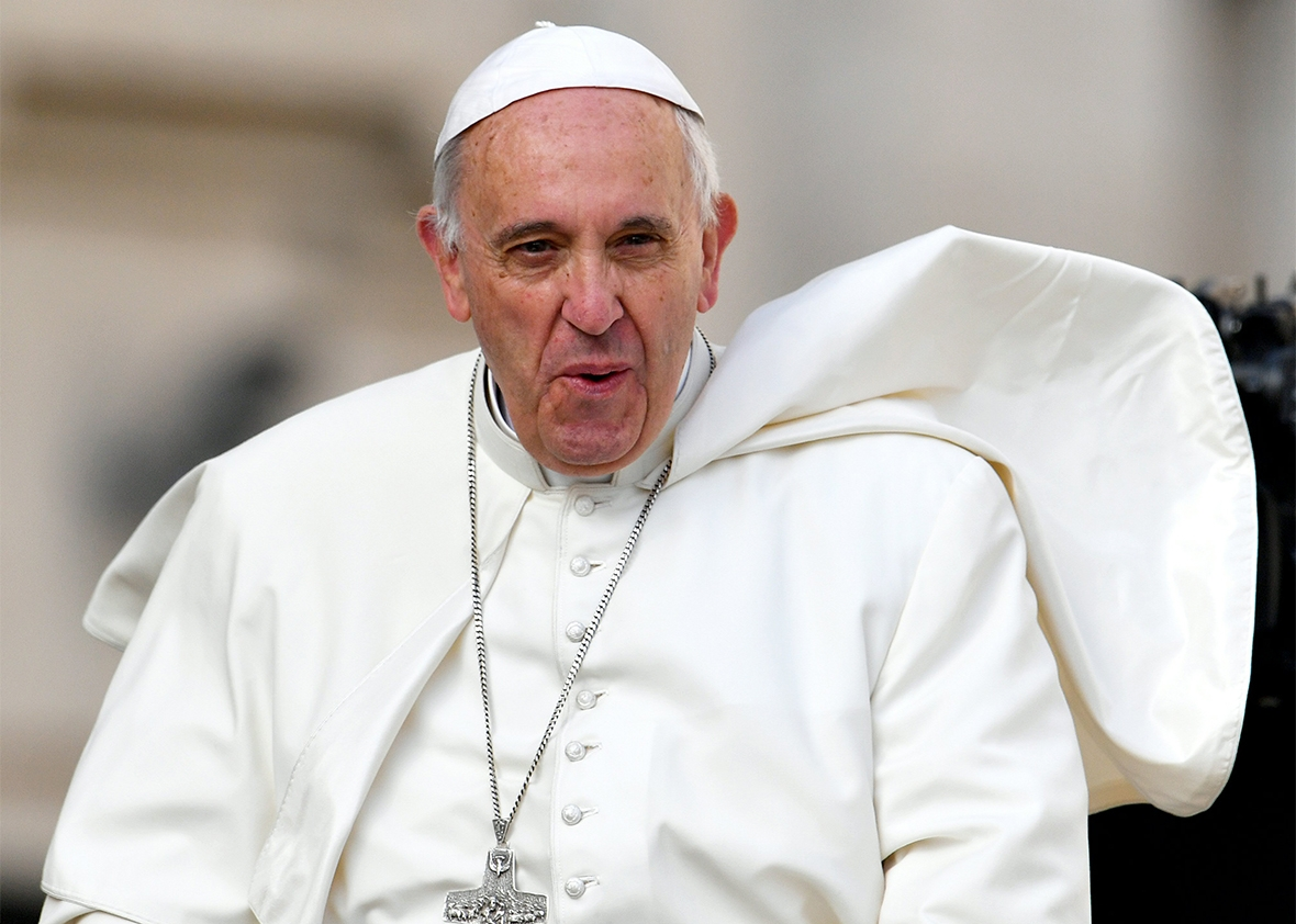 pope francis amoris laetitia is a closeted argument for gay the pope s own words about infertility and erotic love undermine his argument against same sex marriage