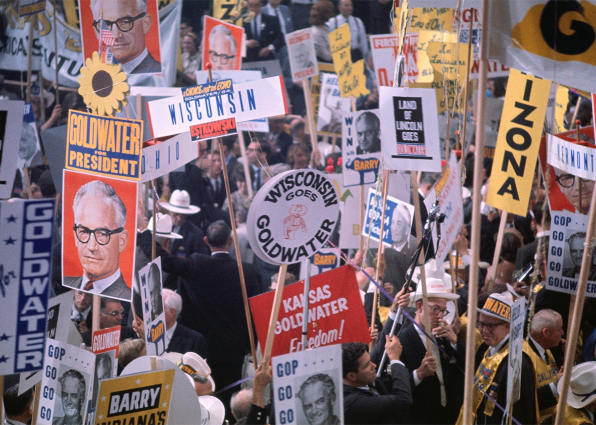 Goldwater Supporters