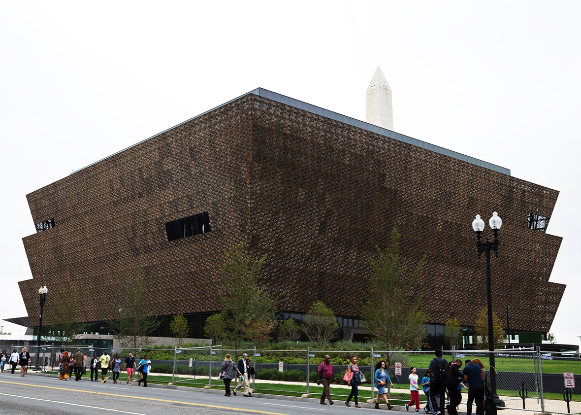 The opening of the National Museum of African American History and Culture on September 24, 2016 in Washington, DC.