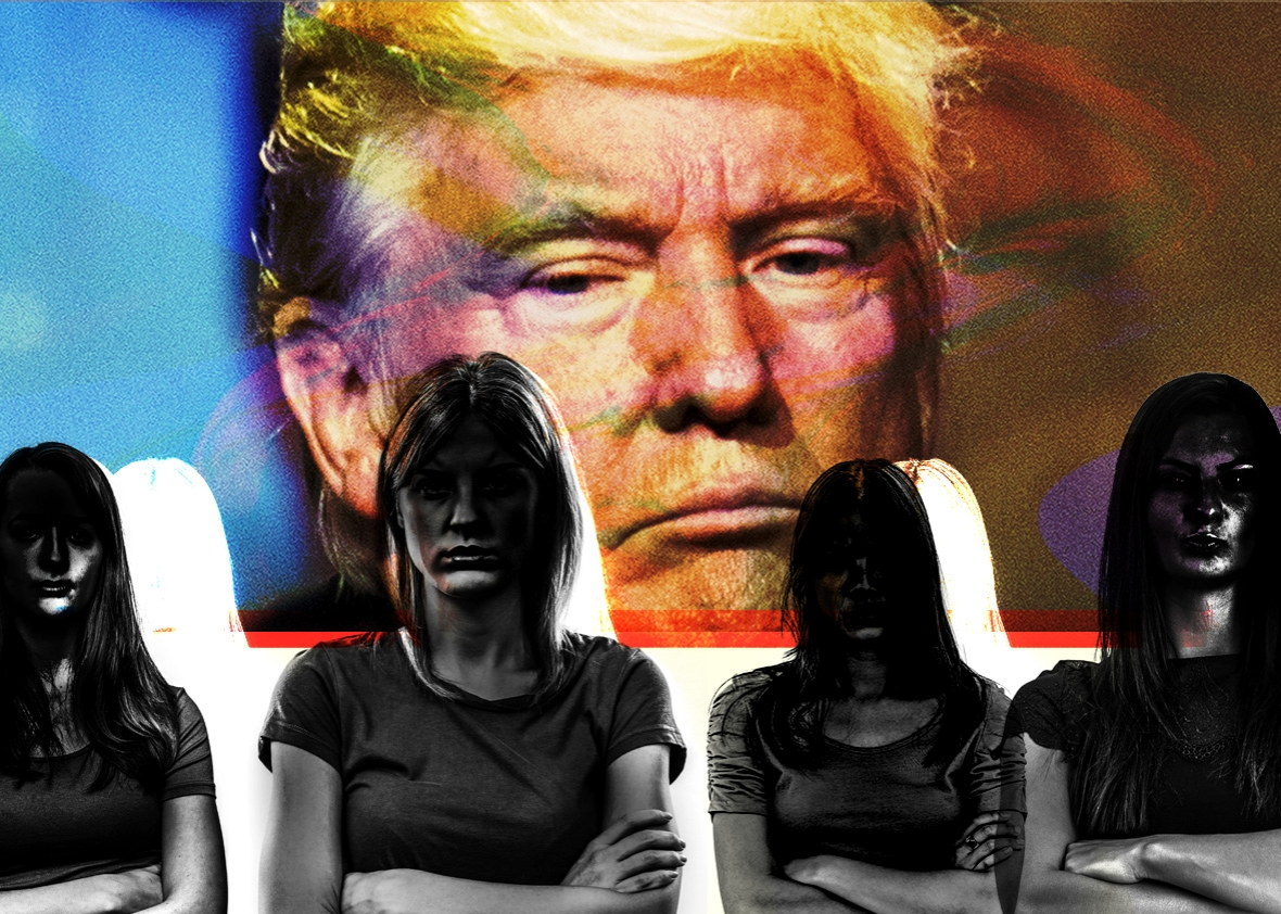 The Anguish of Being a Republican Woman in the Age of Trump
