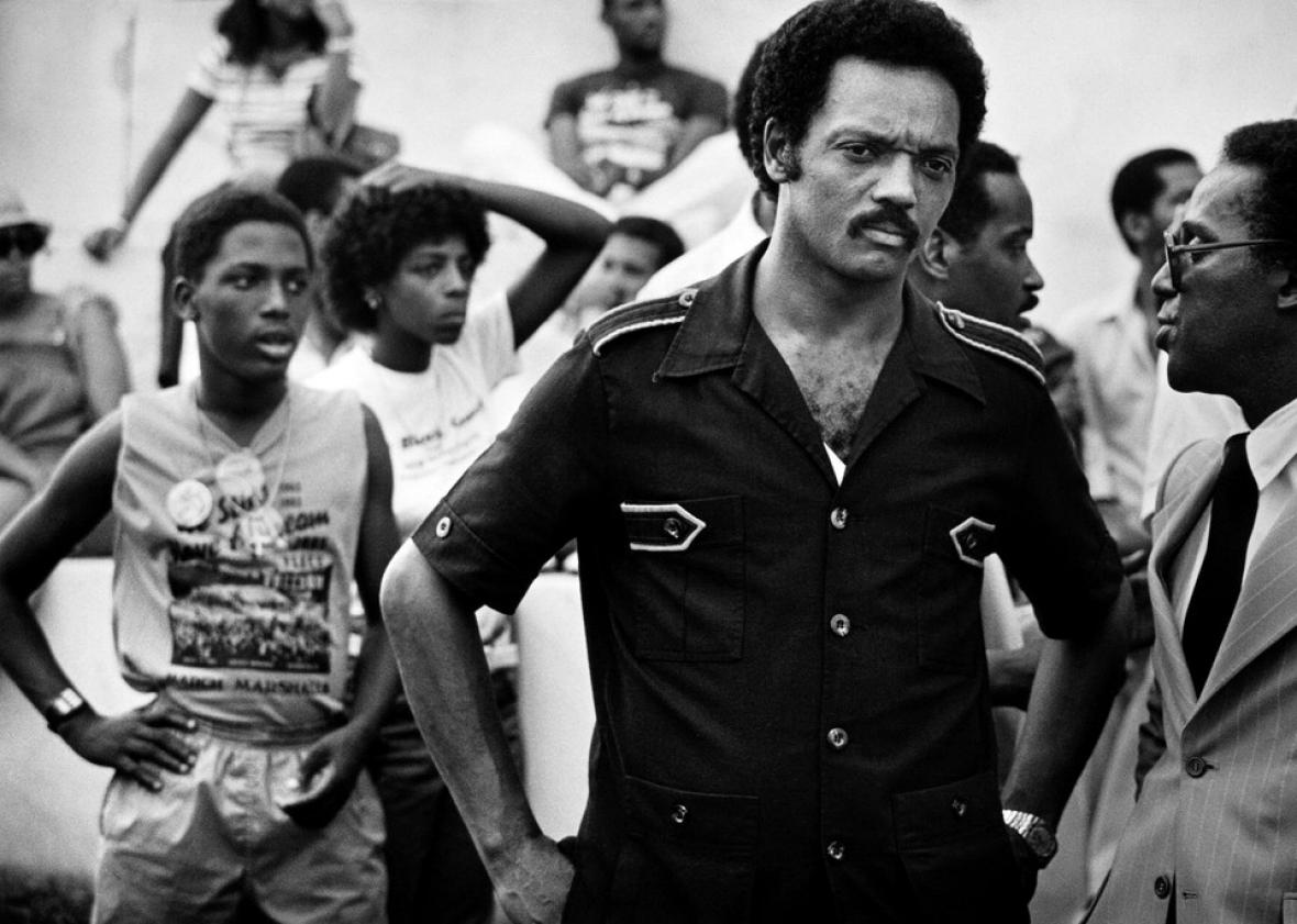 Demoralized Democrats Have a Road Map for Success in Trump's America. It Was Written by Jesse Jackson.