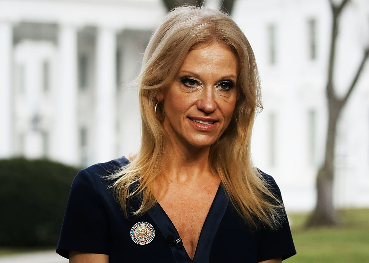 Kellyanne Conway Gets Secret Service Protection After Receiving Threatening Packages