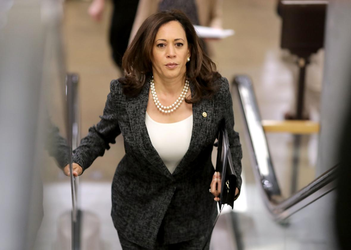 Kamala Harris Got Shushed And Became A Hero Do Liberals