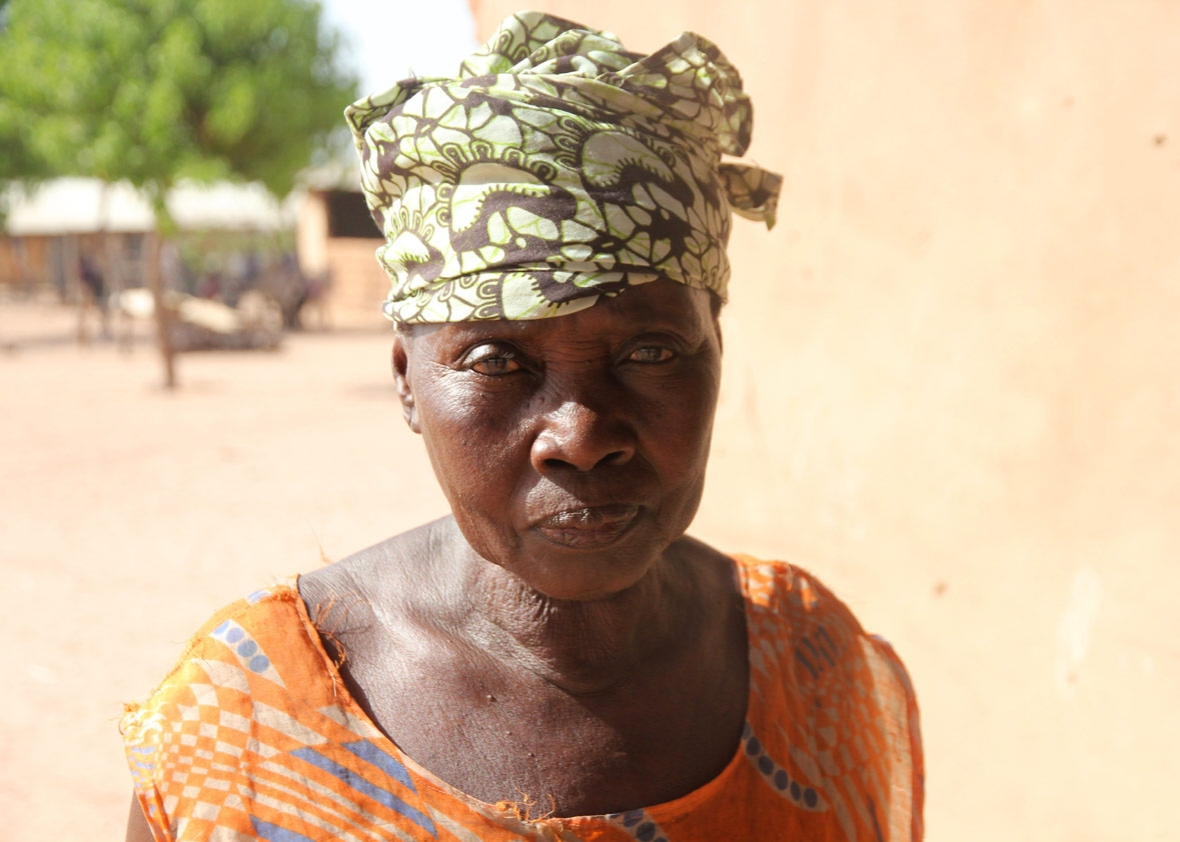 "Janke Badjie worked on Yahya Jammeh's farm for 15 years, in exchange for rice and cooking oil. She's struggled to find food since his patronage has ended. ""The day I got the news that Yahya Jammeh lost, I cried,"" she said. ""I knew what was coming for us."