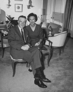 George and Lenore Romney