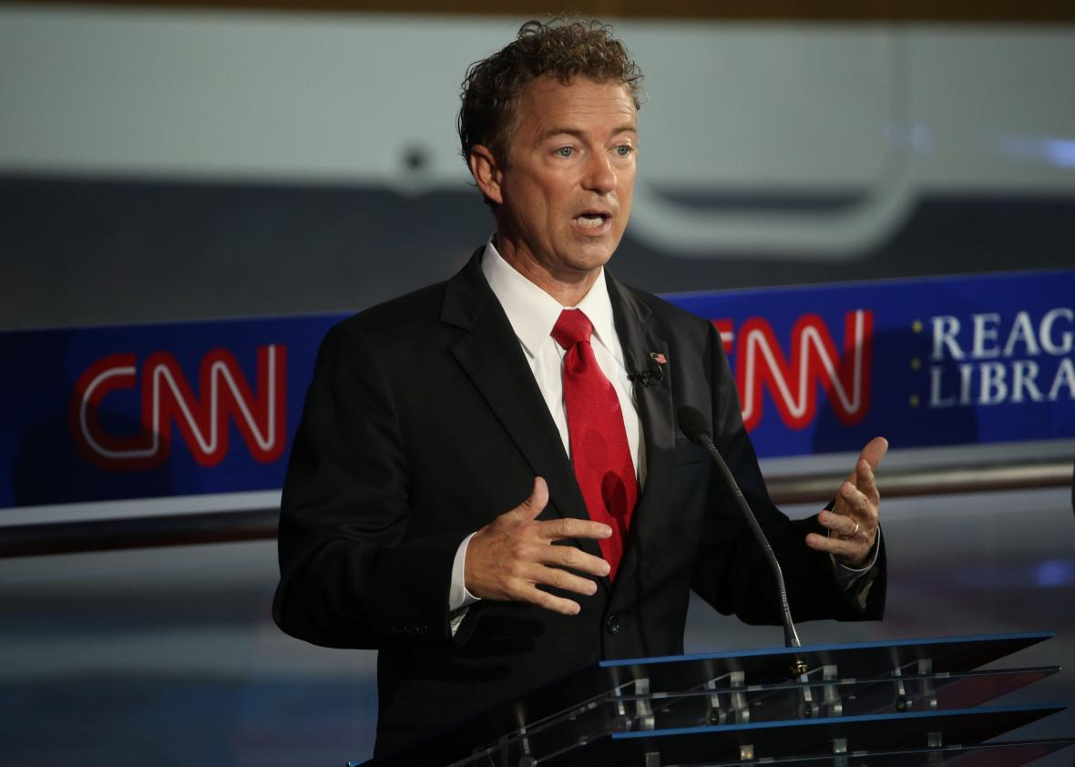 republican party�s presidential candidates on foreign