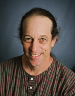 Author Gary Greenberg