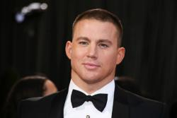 Channing Tatum arrives at the 85th Academy Awards in Hollywood, California February 24, 2013.