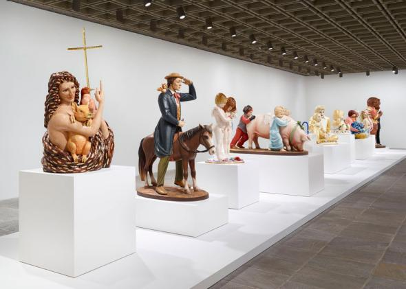 © Jeff Koons. Photo by Ronald Amstutz.