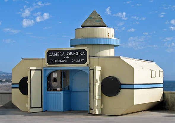 Camera Obscura, San Francisco, California.