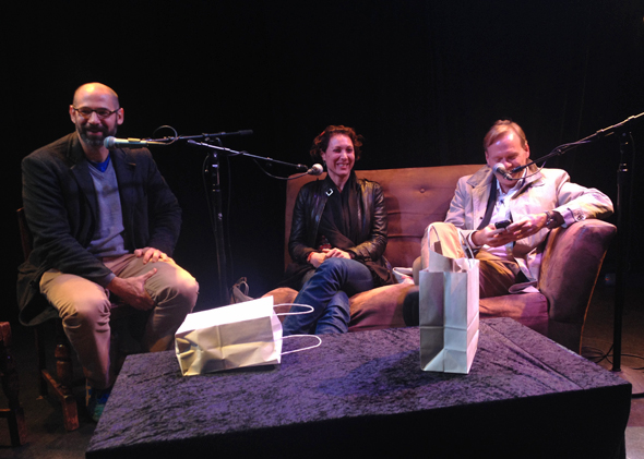 Slate Political Gabfest, recorded live at the Rickshaw Stop in San Francisco, with David Plotz, Emily Bazelon and John Dickerson.