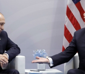 Why Did Trump and Putin Meet in Secret?