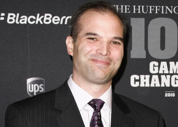 Author Matt Taibbi.