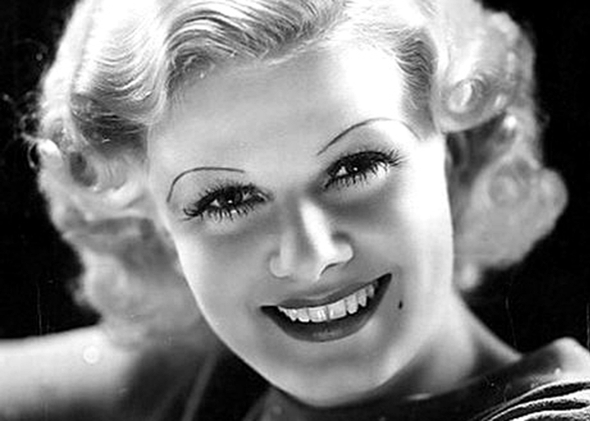 Queen Elizabeth House Jean Harlow Was 1930s Hollywood S Reigning Sex Symbol And