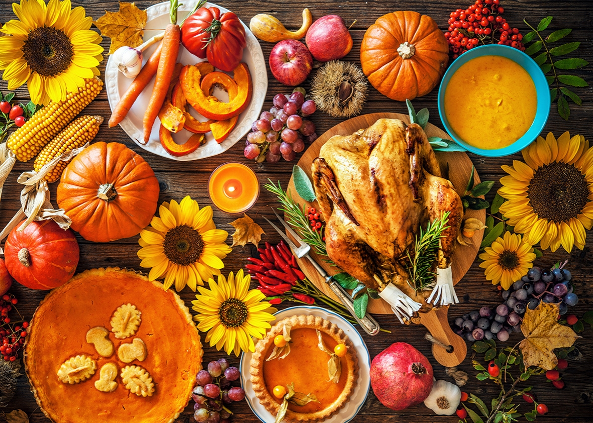 Slate s political gabfest provides tips on talking to your for What do you eat on thanksgiving list