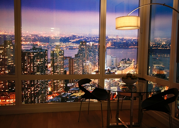 NYC model luxury condo