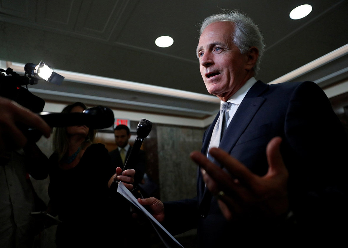 USA-SENATE/CORKER