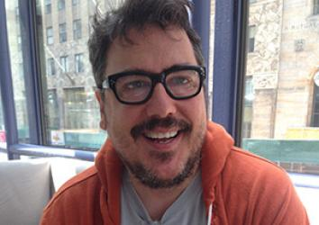 John Flansburgh of They Might Be Giants.