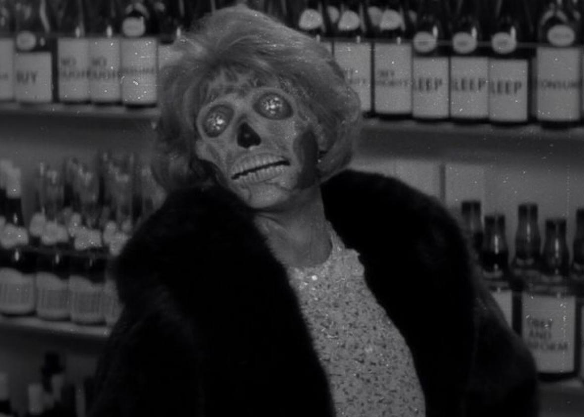 john carpenter�s they live is the rare bmovie with a