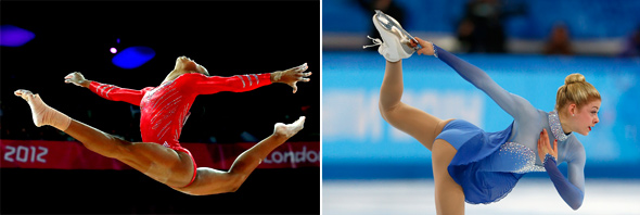 Gymnastics And Figure Skating How The Differences Between
