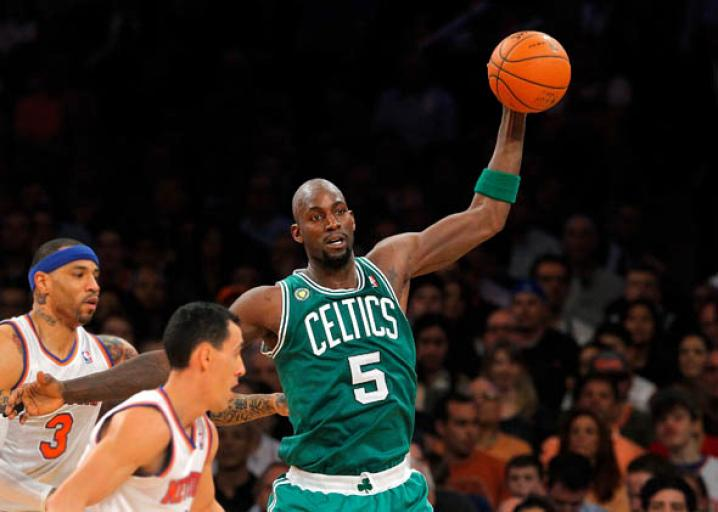 cheap for discount 7f6fa dd25e Six degrees of Kevin Garnett: Connect any two athletes who ...