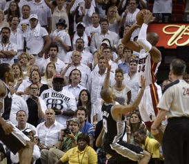 Ray Allen's 3-Pointer Revealed Everything That's Great about Sports (and Terrible about Sports Commentary)