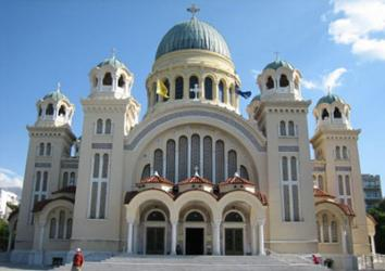 St. Andrew of Patras Greek Orthodox Cathedral (Patras, Greece)
