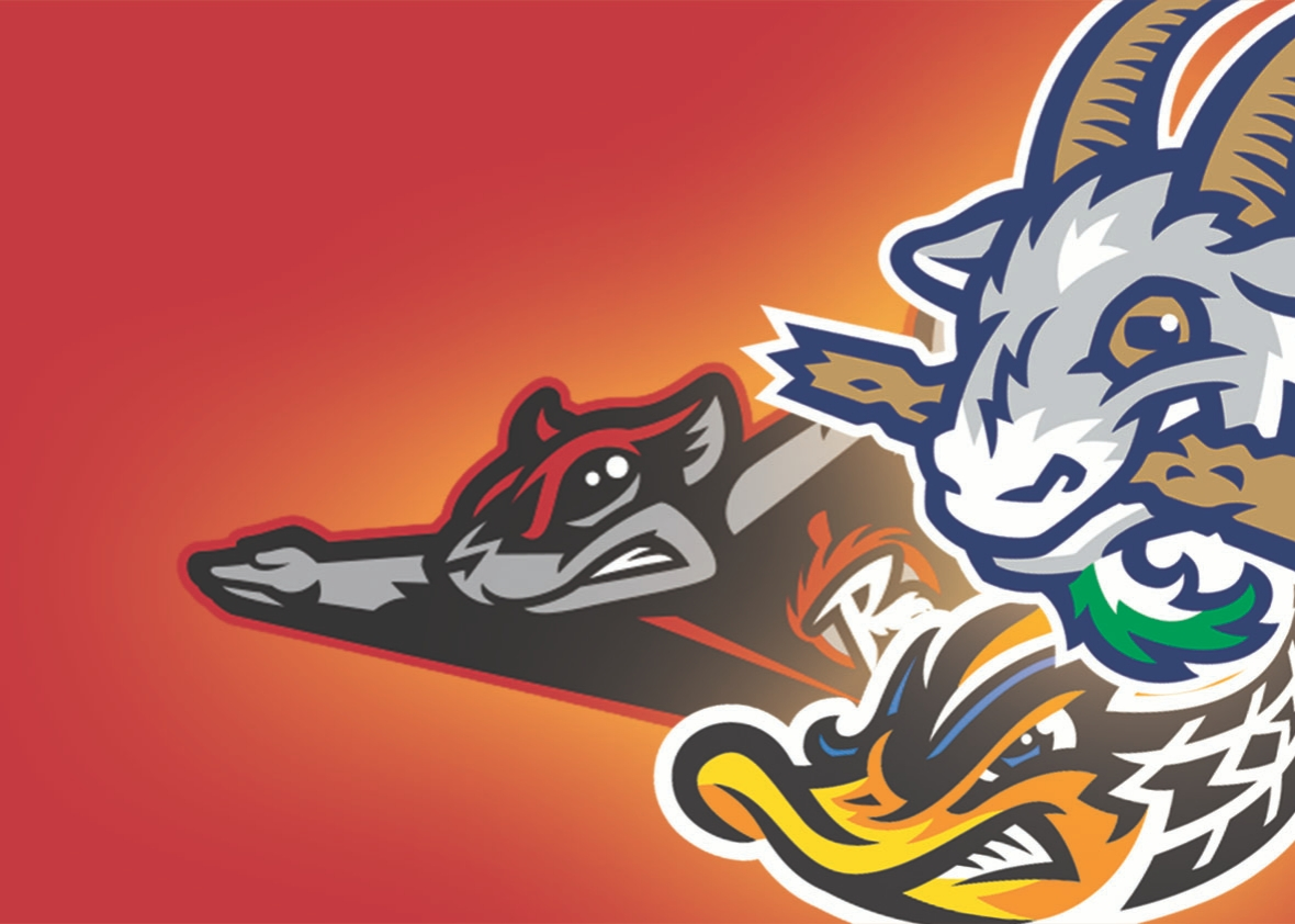 How Brandiose Transformed Minor League Baseball From The