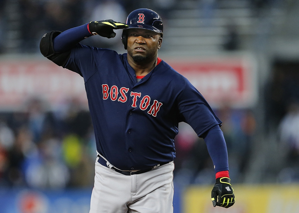 An In-Depth Analysis of David Ortiz's Fantastic, Incredibly Slow Home Run Trots