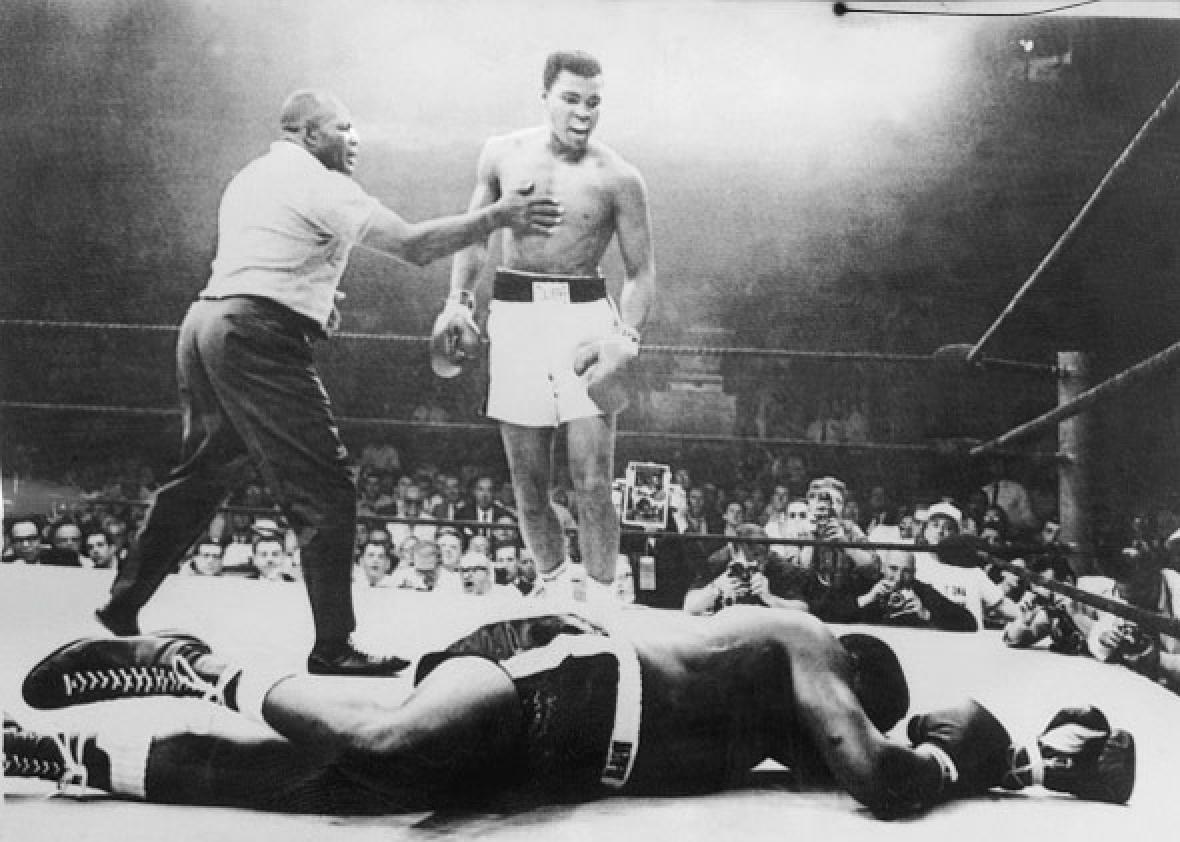 Muhammad Ali Changed His Name In 1964 Newspapers Called Him Cassius