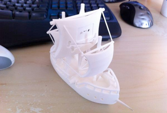 Could you print me up a ship?