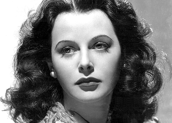 Actress and inventor Hedy Lamarr, circa 1930.