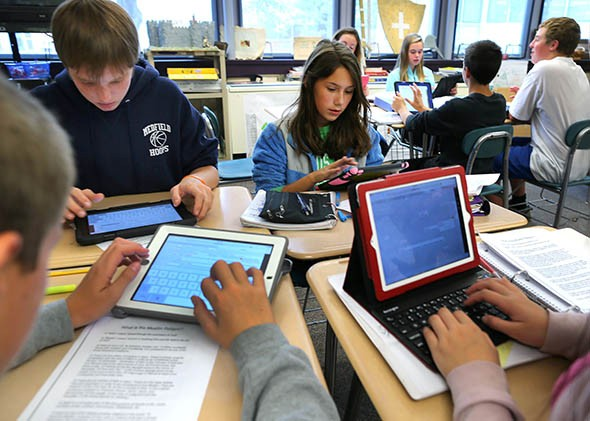 computer technology articles for middle school students Teaching students right from wrong  technology use in schools abstract: computer  from a site on the internet on a computer in the school.
