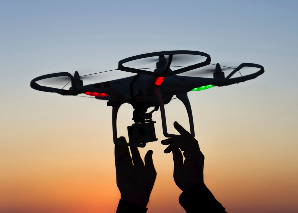 One major problem with the FAA drone registry: DIY drones