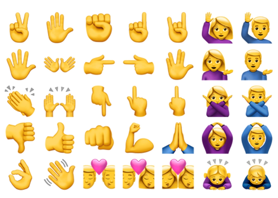 Apples IOS Update Has Ruined Emoji - Emojis created real life still dont make sense