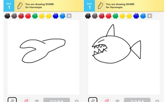 Scribble Drawing Game : Drawing pictionary game online