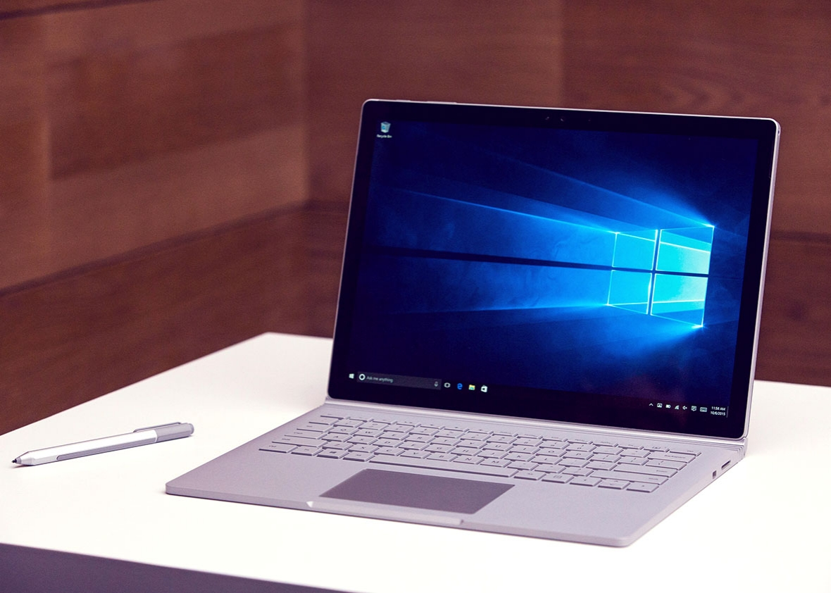 microsoft launches the surface book  its macbook pro competitor