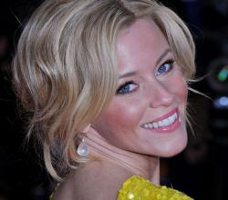 Elizabeth Banks attends the European Premiere of 'The Hunger Games' in east London on March 14, 2012