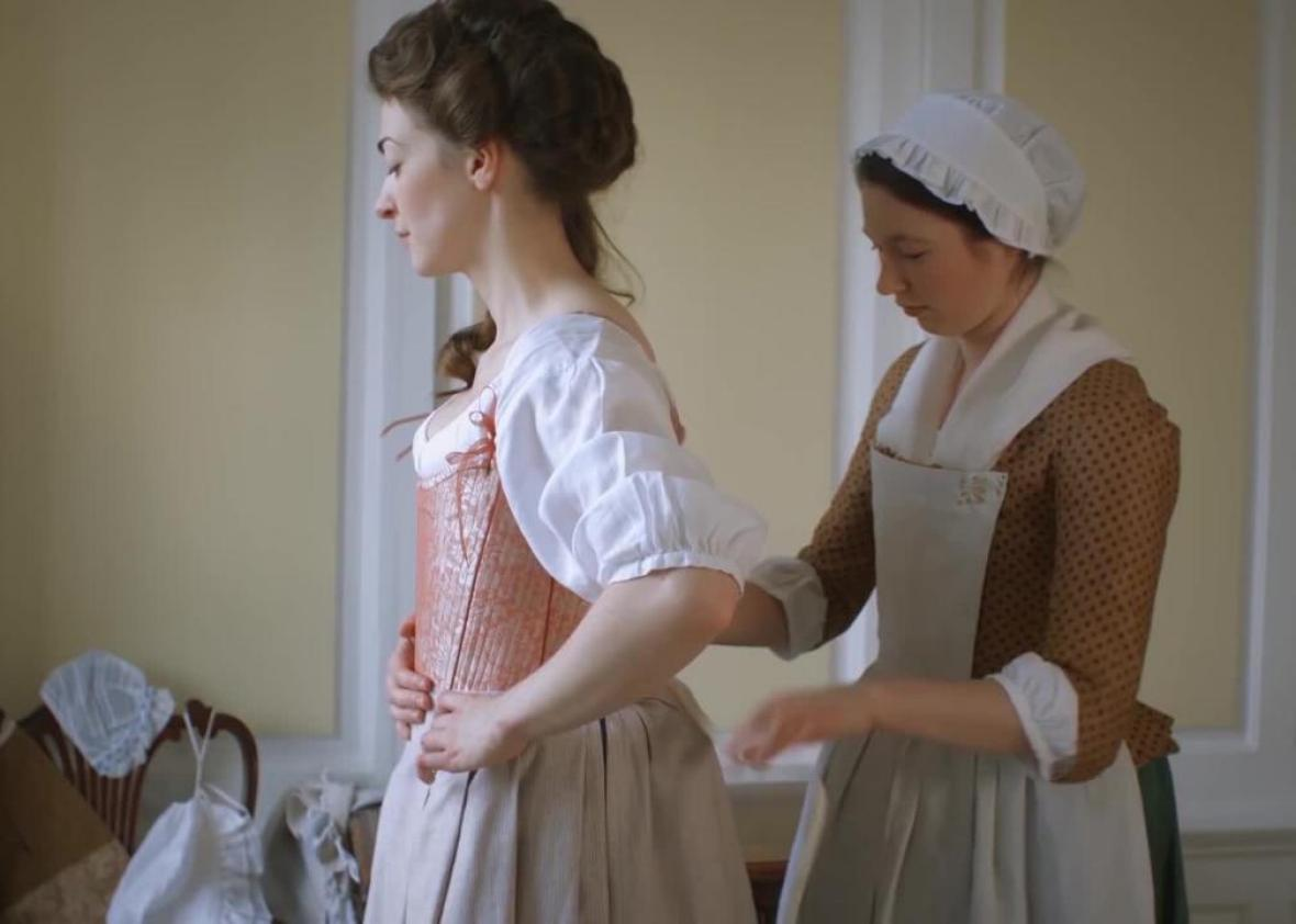 how women got dressed in th century england video 78144477 5535317046001 5535319443001vs