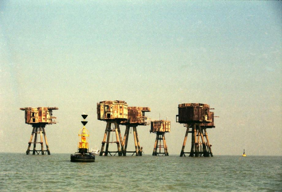 maunsell towers
