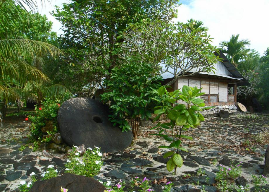 Yap stone money - Courtesy of www.slate.com